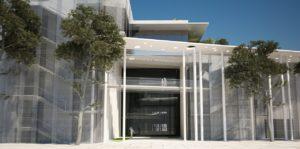 Nouvelle Faculté de Médecine Montpellier par Francois Fontes