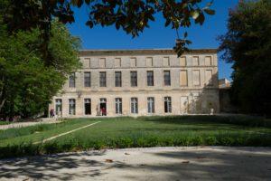 Visite guidée Chateau Lavérune Montpellier