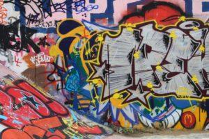 Graffiti Montpellier verdanson