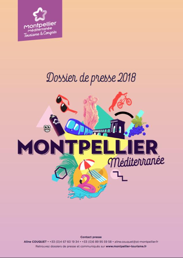 Dossier de presse Montpellier Méditerranée 2018