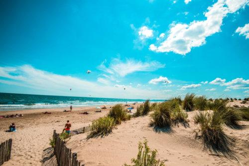 Littoral/Carnon plage